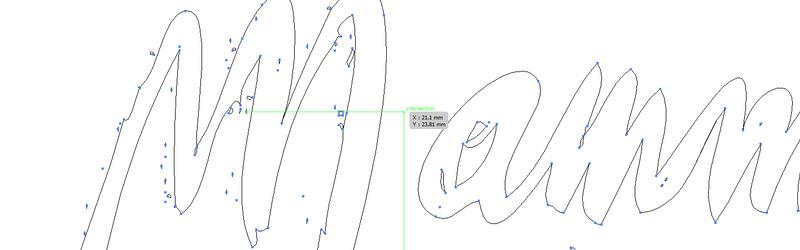Dessin vectoriel de logo