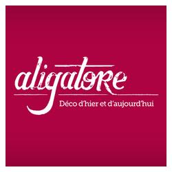 Logo Aligatore Deco