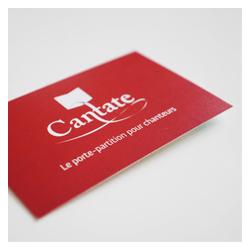 Logo Cantate