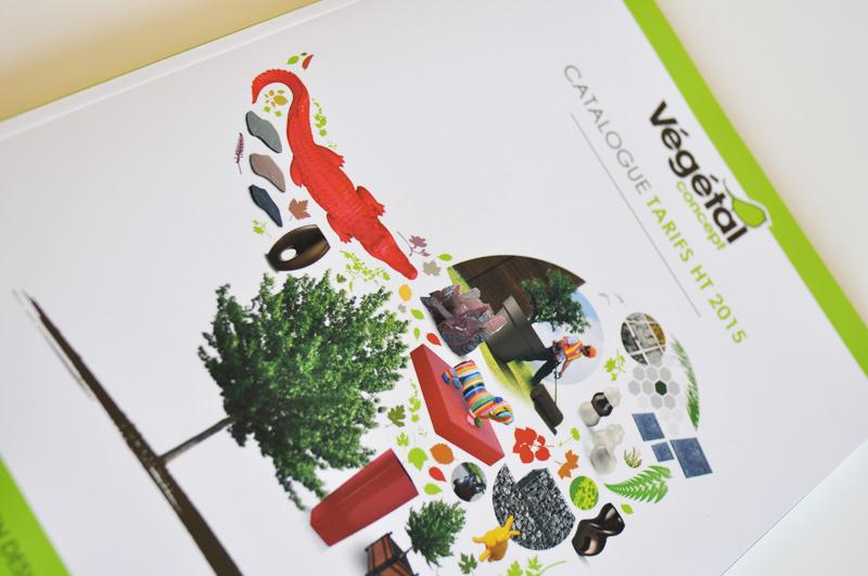 catalogue Végétal Concept 2015