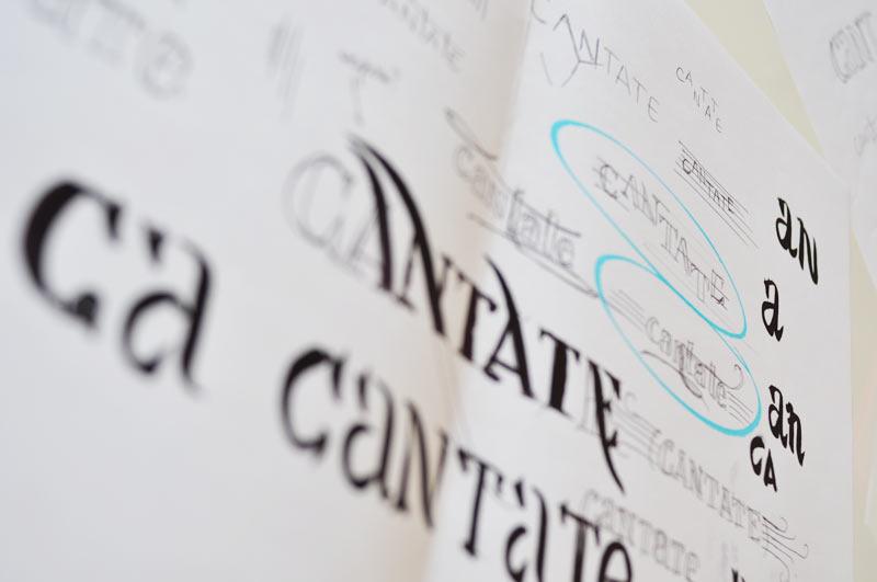 Pistes graphiques conception logotype
