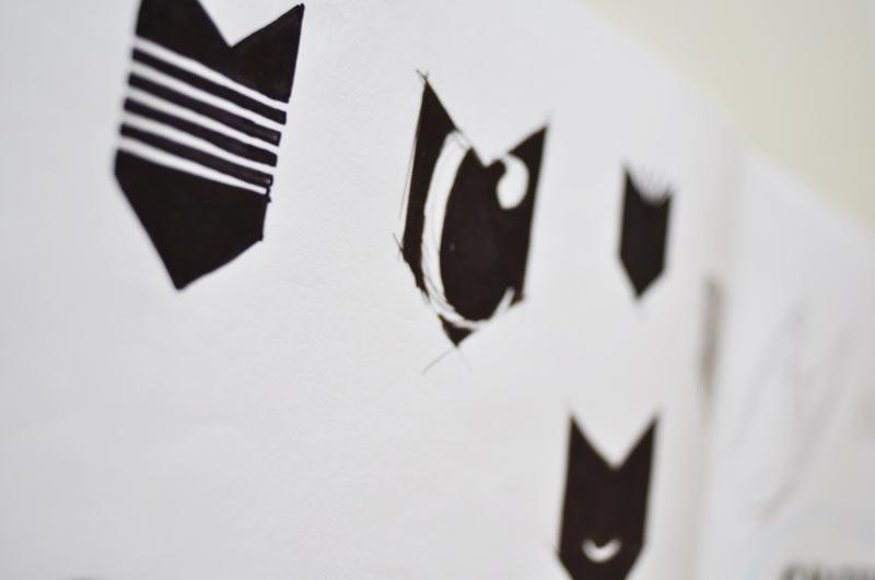Recherche création logotype